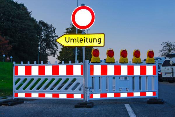 Eingriffe in den Straßenverkehr mit kurzfristigen Arbeiten: Schnell, sicher und rechtskonform handeln