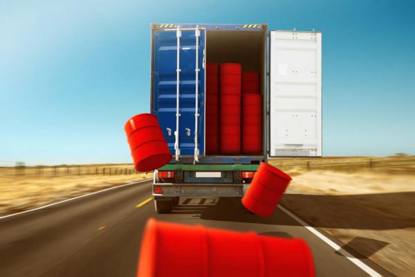 Ladungssicherung für Bauhöfe und Straßenmeistereien