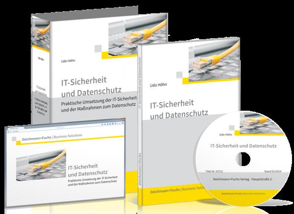 CD-ROM IT-Sicherheit und Datenschutz